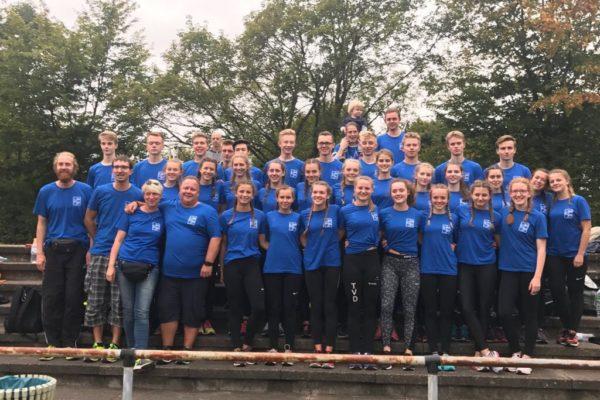 """Leichtathletik Startgemeinschaft """"Team A 46"""" eine ganz starke Mannschaft"""