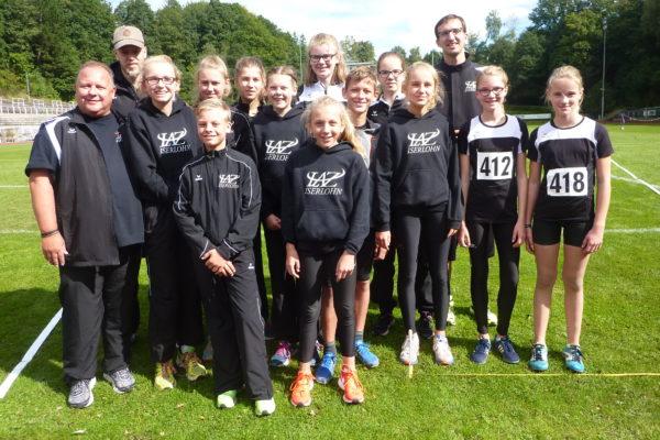 Leichtathletik Kreismeisterschaften für das LAZ Iserlohn ein Erfolgsmodell