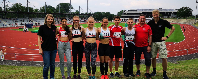 Heimische Leichtathleten mit Top-Ergebnissen bei westfälischen U16-Meisterschaften in Paderborn