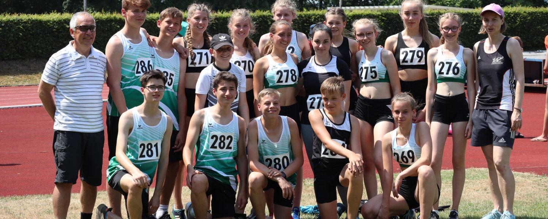 Athleten von LAZ und TVD gemeinsam erfolgreich
