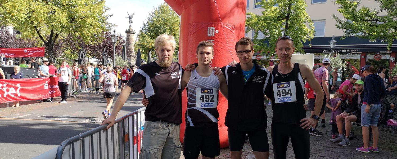 Bestzeit für Tobias Klatt bei 10km-DM
