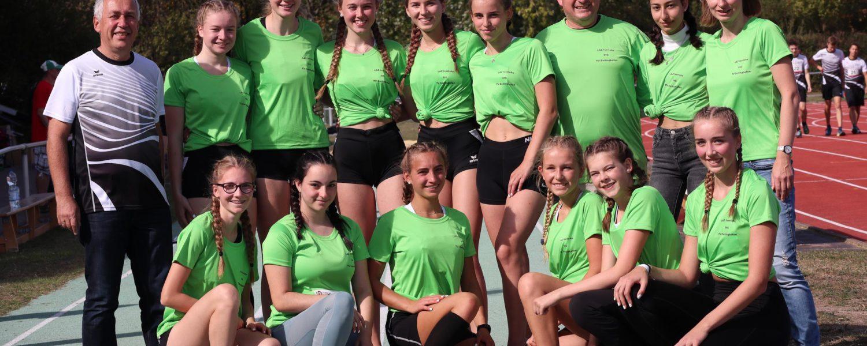 StG LAZ / TVD beim FLVW-Mannschaftsendkampf 2019 in Lage aktiv