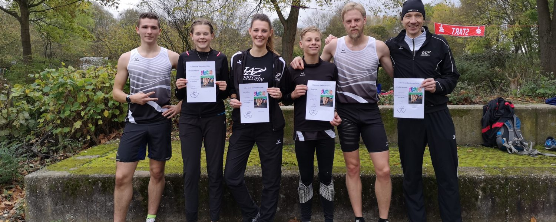 LAZ Läufer starten stark in Crosssaison