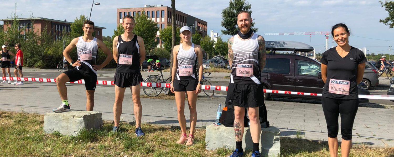 Erster Straßenlauf für LAZ-Läufer